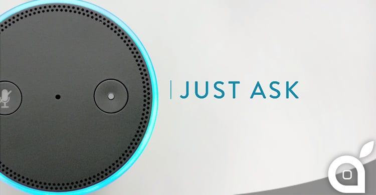 Amazon Echo, arriva l'app dello speaker che integra un assistente vocale come Siri [Video]