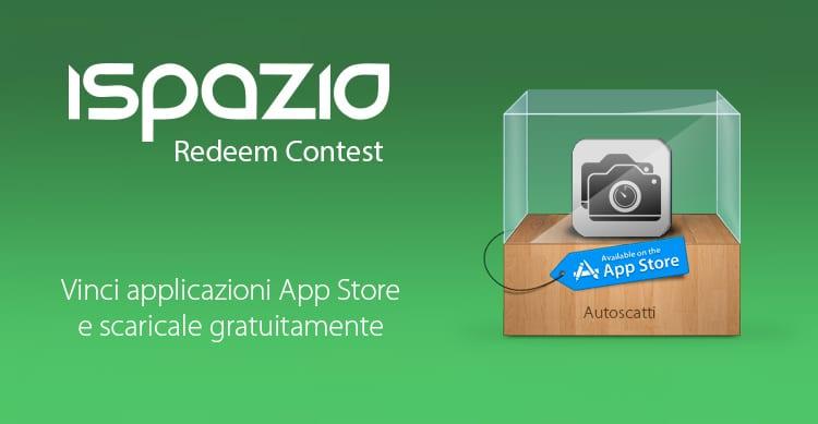 autoscatti-ispazio-redeem-contest