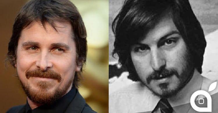 Christian Bale fa dietrofront, non interpreterà Steve Jobs nel biopic ufficiale