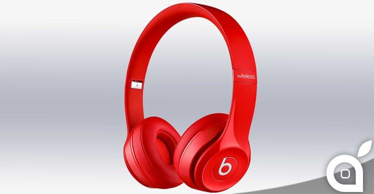 Beats annuncia le nuove Solo2 con tecnologia Wireless