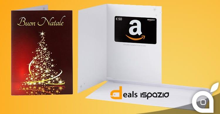 Deals iSpazio vi spiega come ottenere 10€ EXTRA da spendere su Amazon
