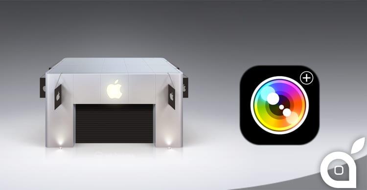 Apple regala Camera+, la migliore applicazione fotografica. Ecco come scaricarla Gratis!