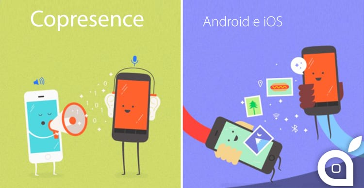 copresence-scambio-file-android-ios-airdrop