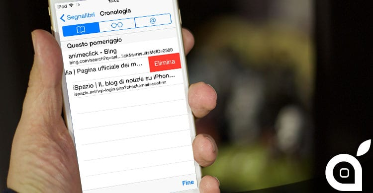 Ecco come cancellare le singole voci dalla cronologia di Safari su iOS e Yosemite [Guida]