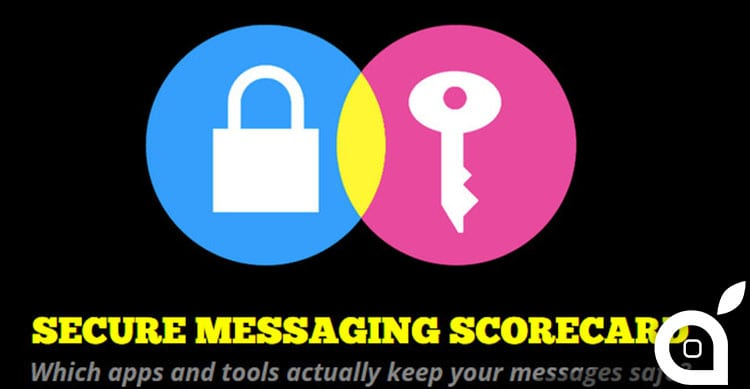 eff messaggistica sicura