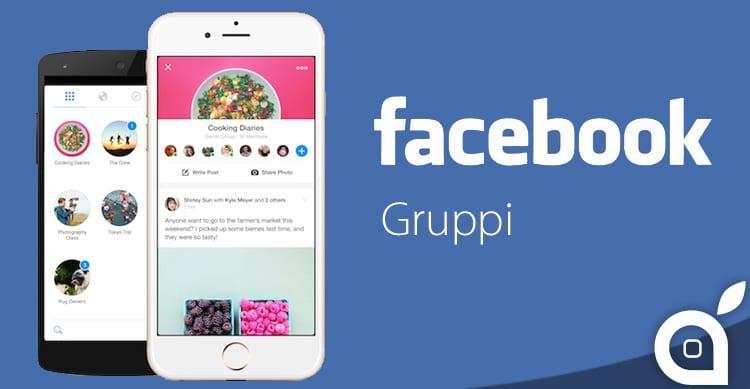 In arrivo Facebook Gruppi, l'applicazione dedicata ai gruppi