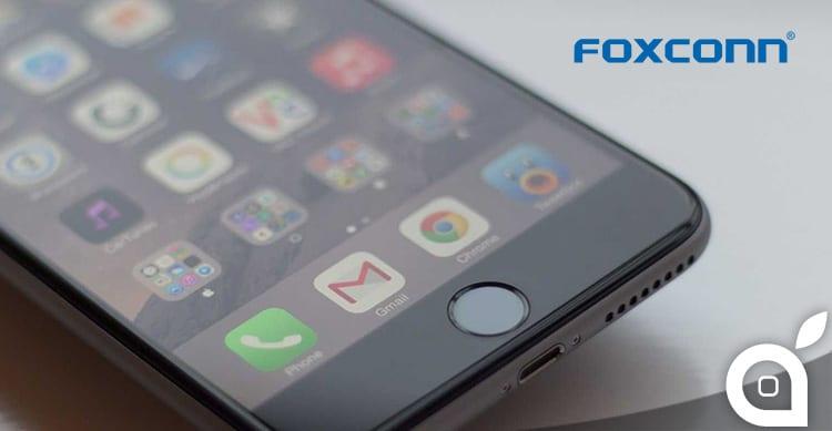 Foxconn potrebbe produrre i display in zaffiro dei prossimi iPhone