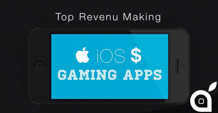 Ecco i 10 giochi che guadagnano di più su App Store