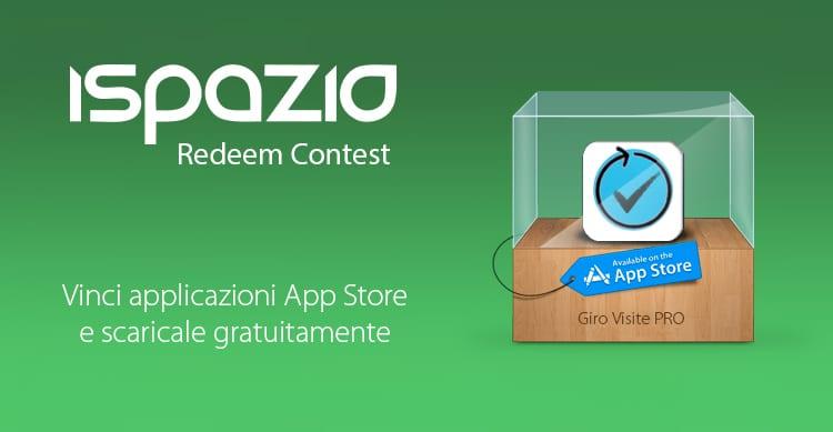 giro-visite-pro-ispazio-redeem-contest