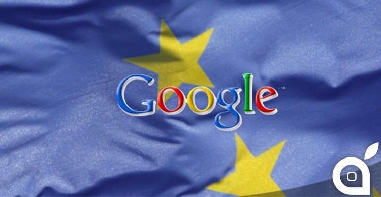L'Unione Europea chiede a Google di separare motore di ricerca e servizi commerciali