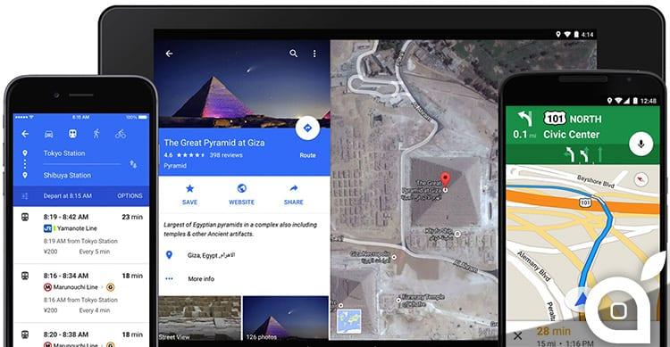 googlemapsmaterialdesign