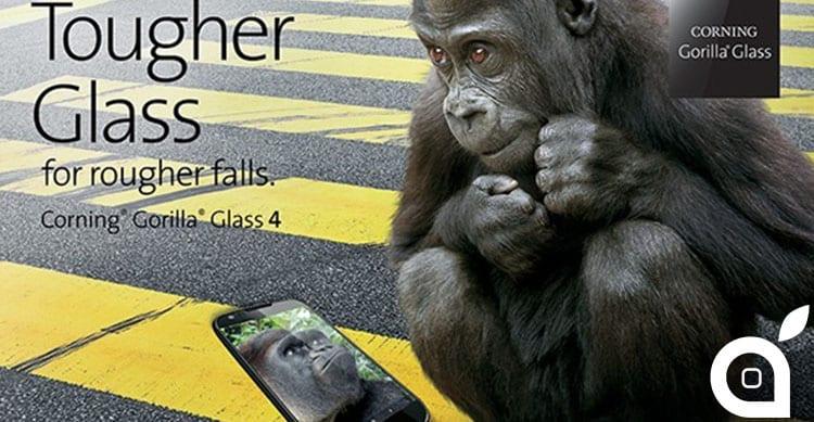 gorilla glass 4