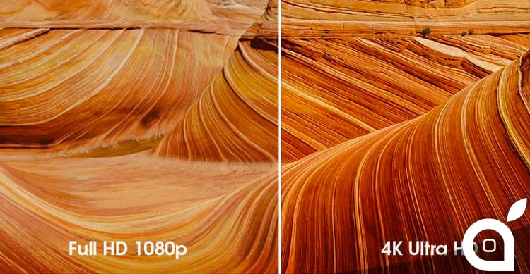 iPhone 6 e 6 Plus riescono a riprodurre nativamente i video in 4K
