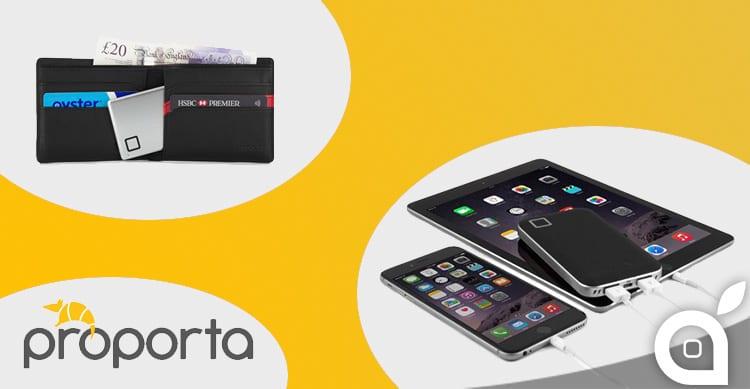 Proporta presenta 3 nuovissimi TurboCharger: Gizmo, Mohawk, Stripe! In sconto con deals iSpazio