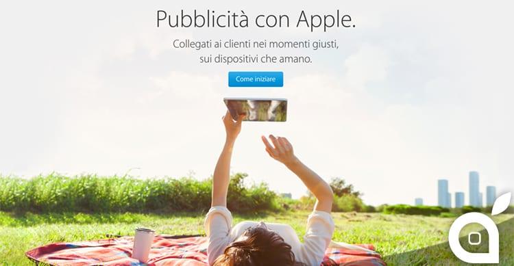 Apple apre iAd a piattaforme di terze parti per riuscire ad espandere il servizio