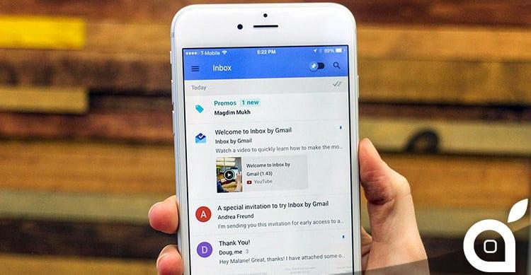 Ecco come ricevere un invito per Inbox direttamente da Google