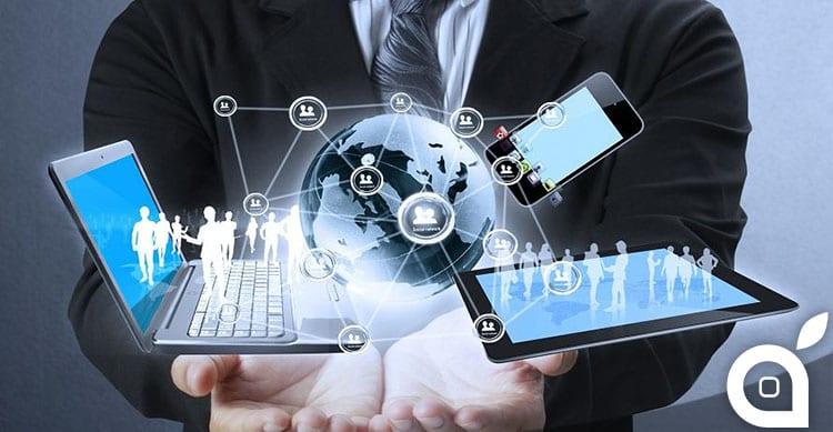 In aumento la quota di adozione di iOS nel settore aziendale