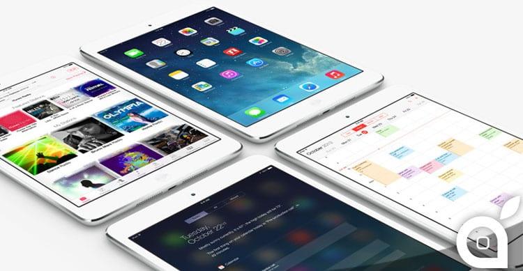 Apple potrebbe fermare la produzione di iPad mini per concentrarsi su iPad Pro
