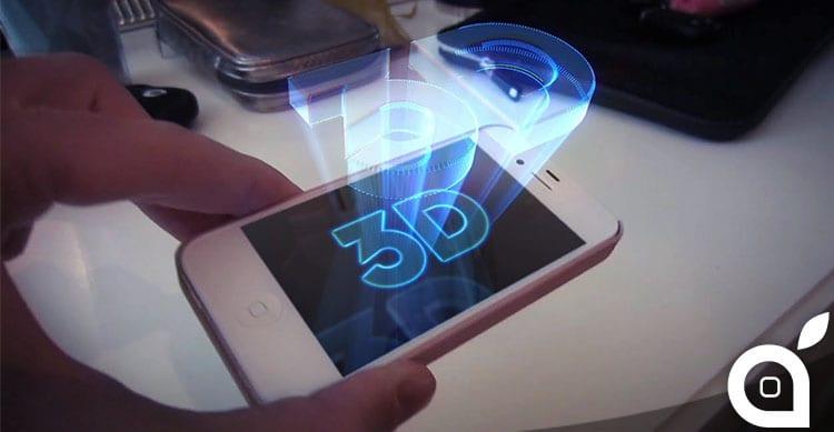 Apple al lavoro su uno speciale Display 3D per i futuri iPhone