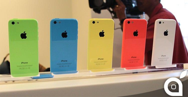 Apple fermerà la produzione di iPhone 5c nel 2015?