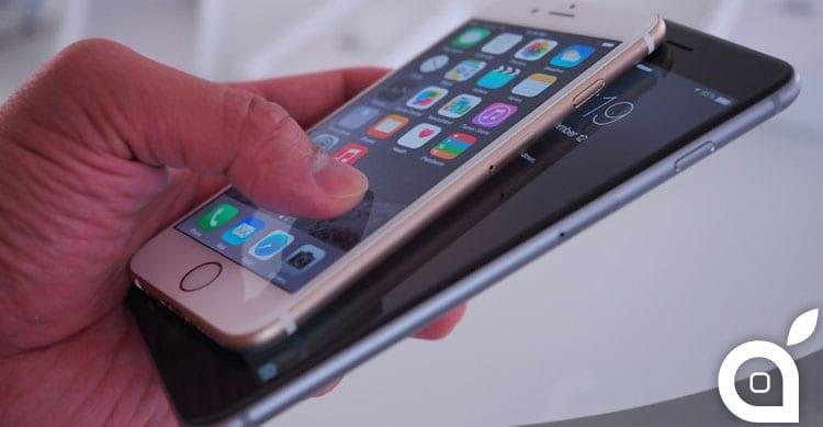 iPhone 6 contro iPhone 6 Plus: quale dispositivo viene utilizzato maggiormente?