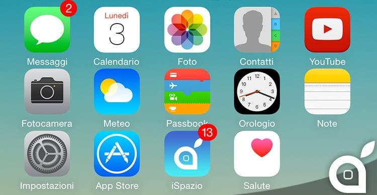 Come sbloccare la rotazione della SpringBoard degli iPhone 6, come avviene su iPhone 6 Plus