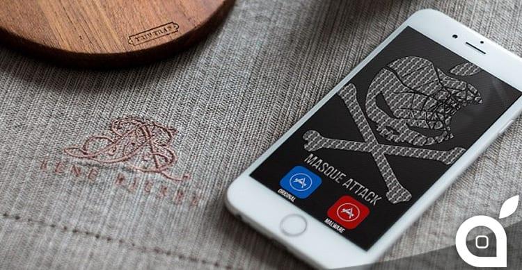 Il governo americano: fate attenzione al Masque Attack su iOS, è davvero pericoloso