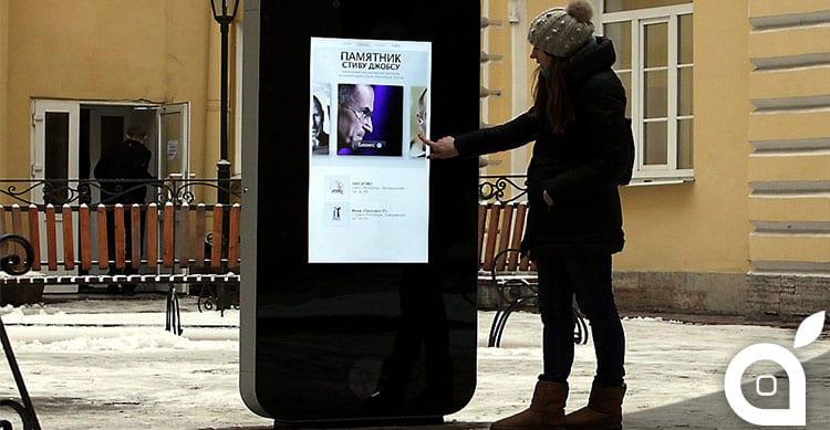 Russia: rimosso il memoriale di Steve Jobs dopo il coming out di Tim Cook