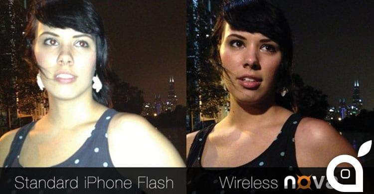 Nova, il Flash bluetooth è ora disponibile negli Apple Store