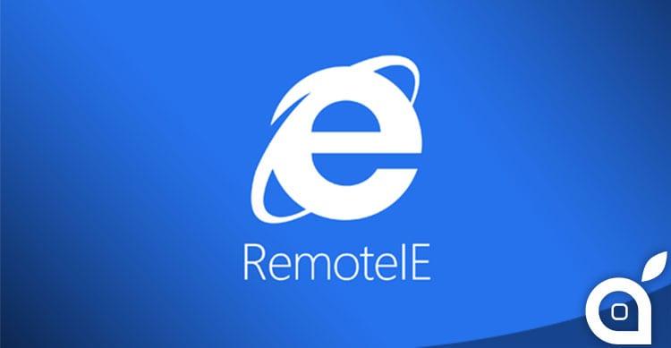 Microsoft permette di far usare Internet Explorer su OS X, iOS e Android