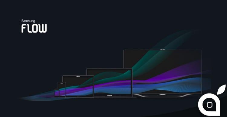 """Samsung presenta Flow, la funzione """"ispirata"""" a Continuity ed Hand-Off di Apple [Video]"""