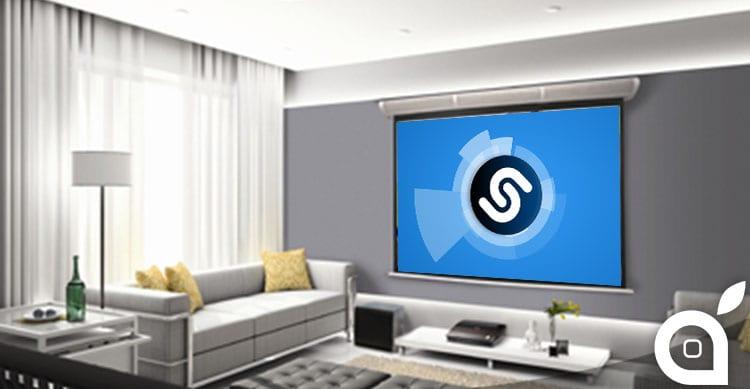 Apple lavora ad una tecnologia in stile Shazam per il riconoscimento di film e serie TV