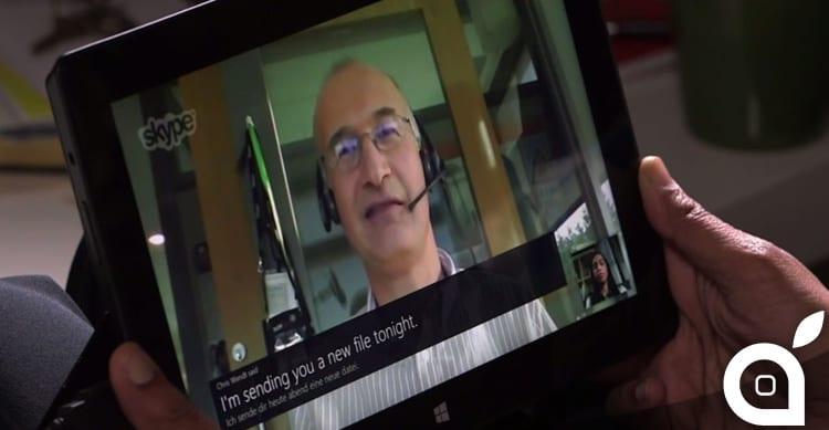 Aperte le registrazioni per provare in anteprima il fantastico Skype Translator