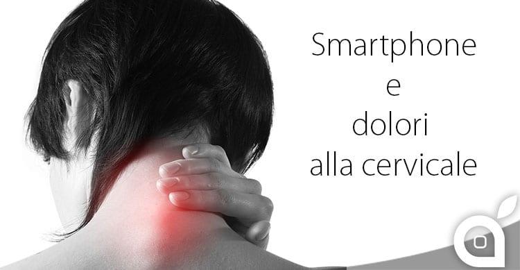 smartphone e cervicale