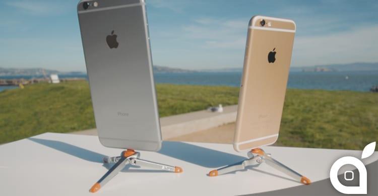 Kenu Stance: treppiede tascabile per iPhone [Video]
