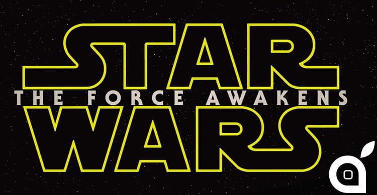 """Il primo teaser trailer di """"Star Wars: Il risveglio della forza"""" debutta su iTunes"""