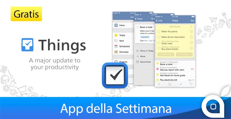 things-app-della-settimana
