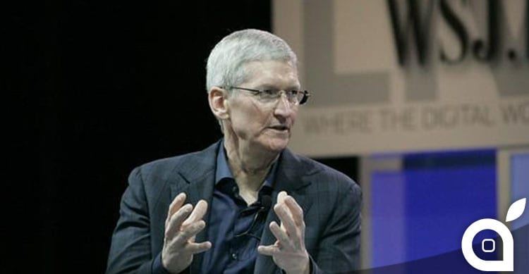 tim cook wall street journal
