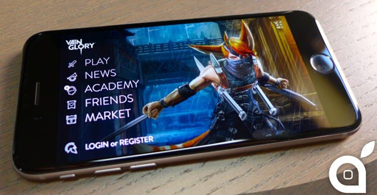 E' arrivato VainGlory, il bellissimo gioco basato su Metal e mostrato al Keynote Apple [Video]