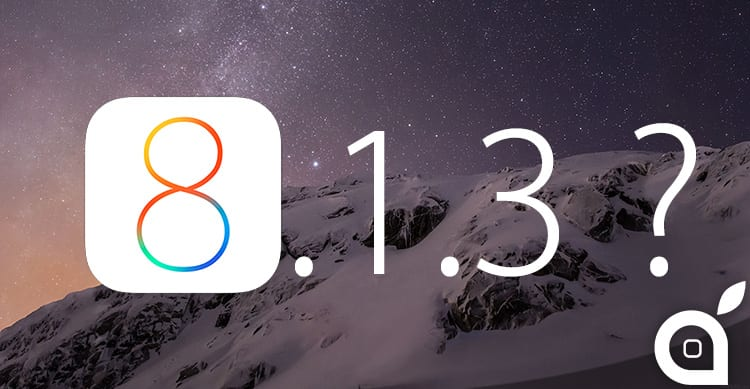 Apple rilascerà iOS 8.1.3 a breve, già avviata la fase di test privata