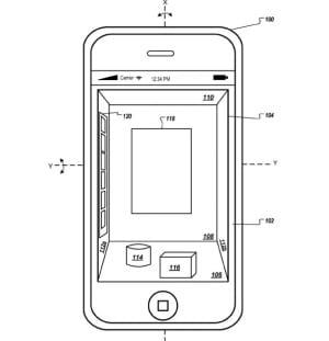 Apple-3d-iphone-patent