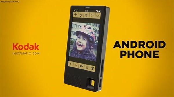 Kodak-Android