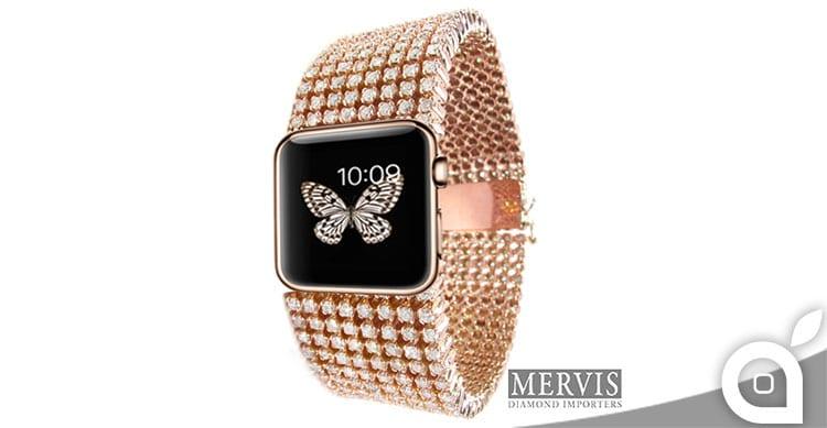 Mervis apple watch