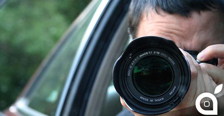 Ecco come scattare foto segrete con lo schermo di iPhone spento | Cydia