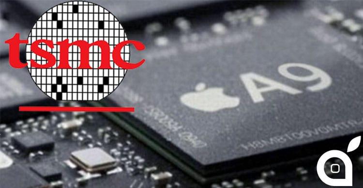 TSMC godrà probabilmente dell'intera produzione dell'A10
