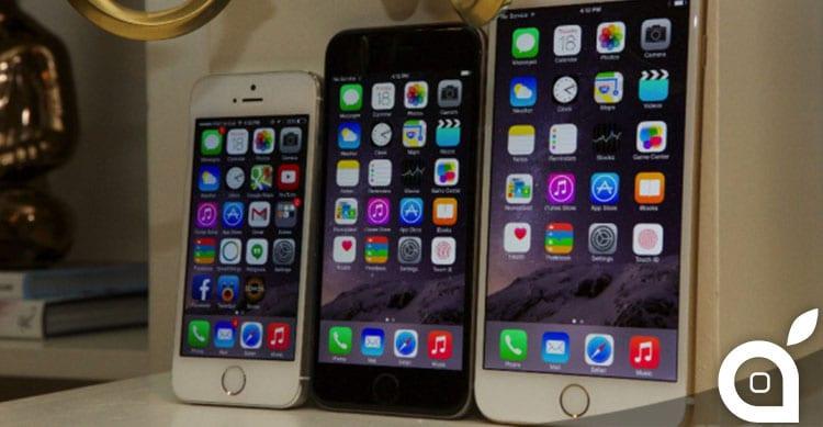 apple 3 iPhone 2015