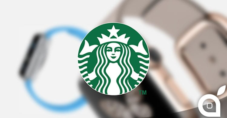 apple watch starbucks
