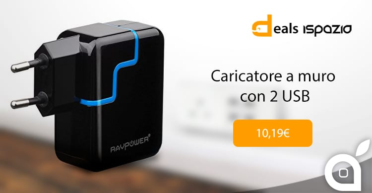 caricatore-muro-ravpower-2-usb