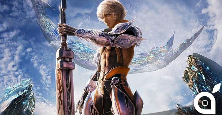 Nuove immagini per Final Fantasy Mevius