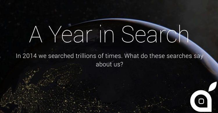 """Google """"un anno di ricerche"""": l'iPhone 6 è il prodotto tecnologico più cercato [Video]"""